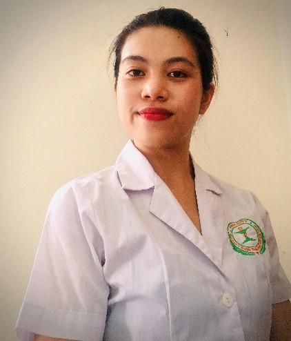 Dược sĩ NINH THỊ HOA HƯỜNG