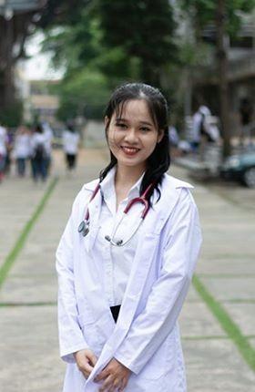 Bác sĩ Phạm Lê Phương Mai