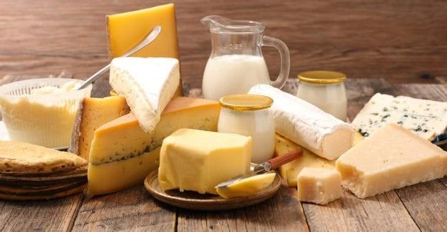 Thực phẩm giàu tinh bột (carbonhydrate)