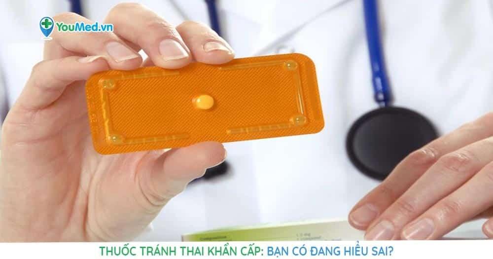 Bạn có đang hiểu sai về thuốc tránh thai khẩn cấp?