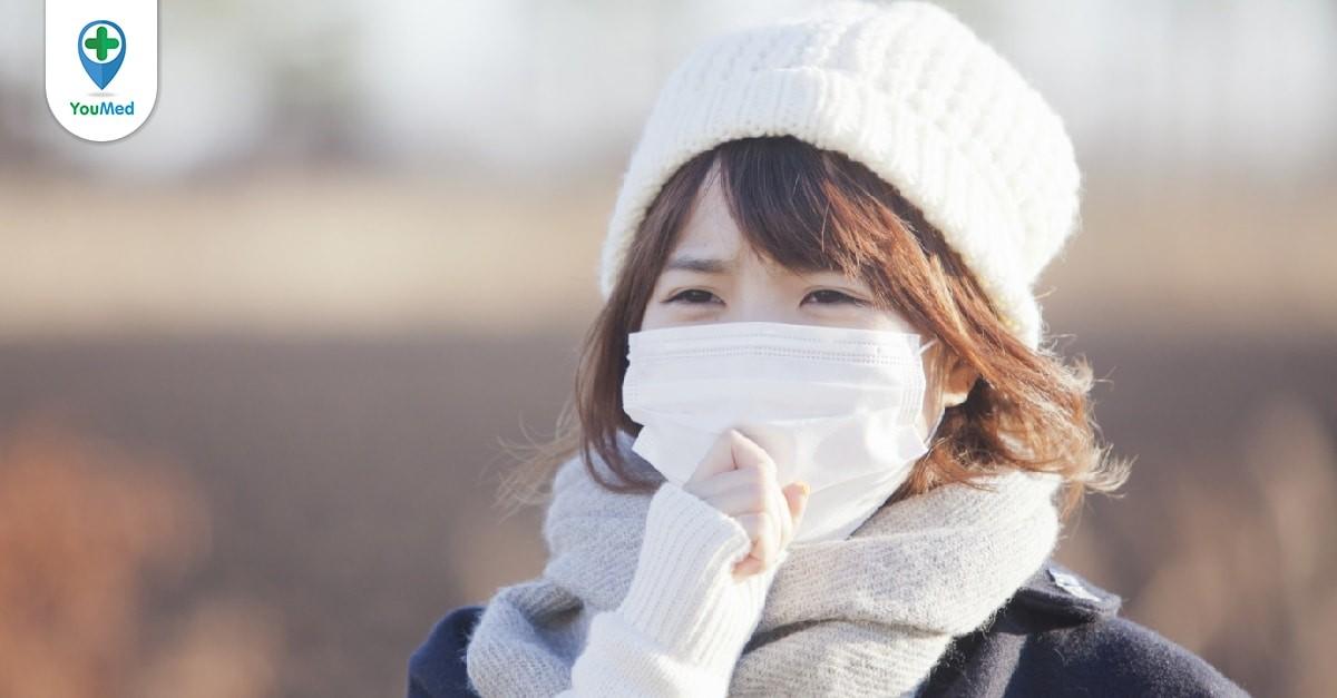 bệnh thường gặp vào mùa đông xuân