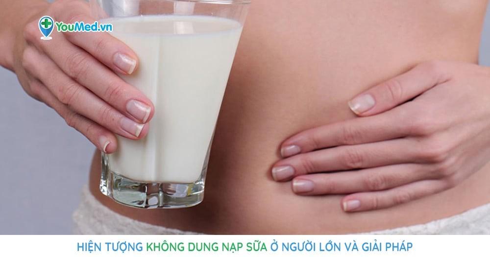 hiện tượng không dung nạp sữa