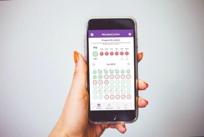 Ứng dụng tránh thai điện thoại hiệu quả cao hơn bao cao su?