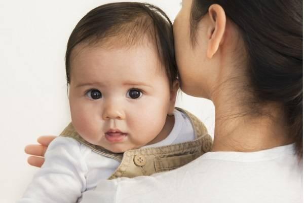 Nấc cụt ở trẻ sơ sinh