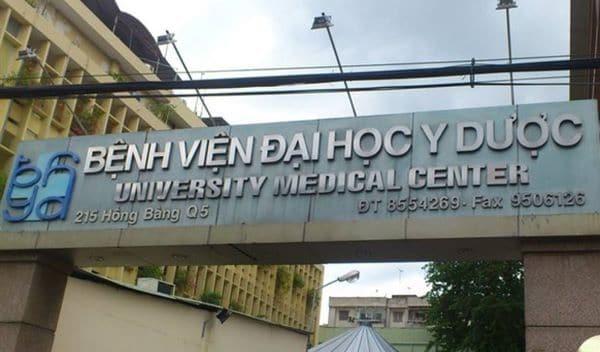 Hướng dẫn khám bệnh tại Bệnh viện Đại học Y Dược TP.HCM