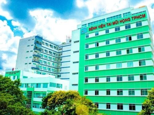 bệnh viện Tai Mũi Họng
