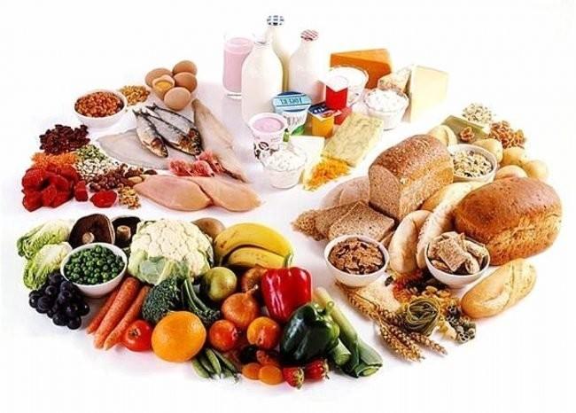 thực phẩm tăng sức đề kháng cho trẻ