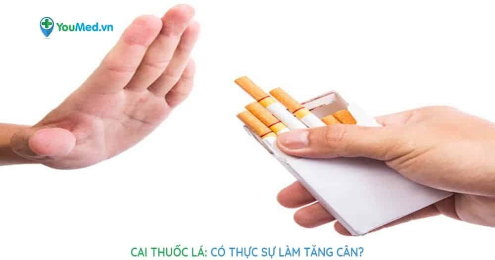 Làm sao để giữ cân nặng và vóc dáng khi bỏ thuốc?
