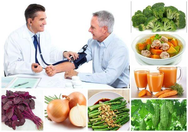 Bệnh tiểu đường nên ăn gì và kiêng ăn những gì