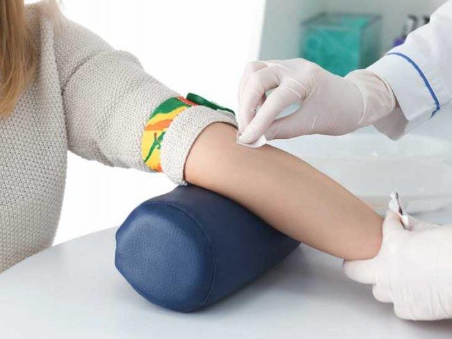 chỉ số xét nghiệm máu