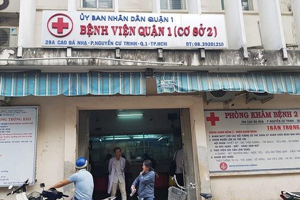 Bệnh viện Quận 1 cơ sở 2