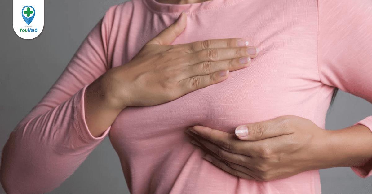 Dấu hiệu ung thư vú mà mọi chị em phụ nữ cần biết