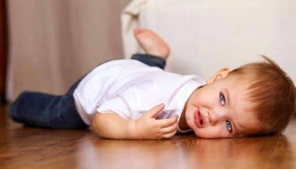 động kinh ở trẻ em