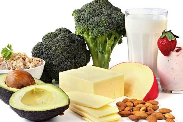 Đừng quên tầm quan trọng của thực phẩm trong chăm sóc móng