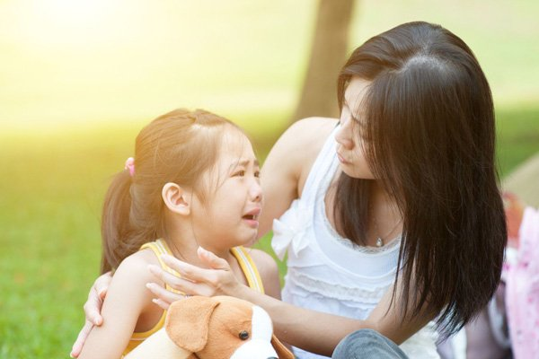 Trẻ dưới 2 tuổi thường gặp rối loạn này
