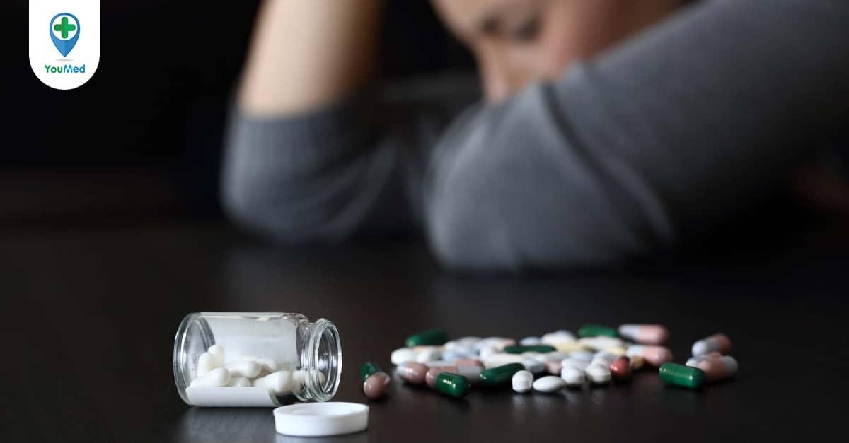 Thuốc điều trị trầm cảm