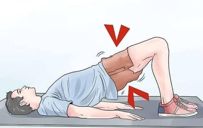 Bài tập sàn chậu (Kegel) tăng sức mạnh cơ sàn chậu giúp cải thiện tình trạng xuất tinh sớm