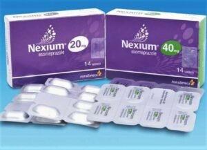 Nexium có cả dạng viên và dạng hỗn dịch uống