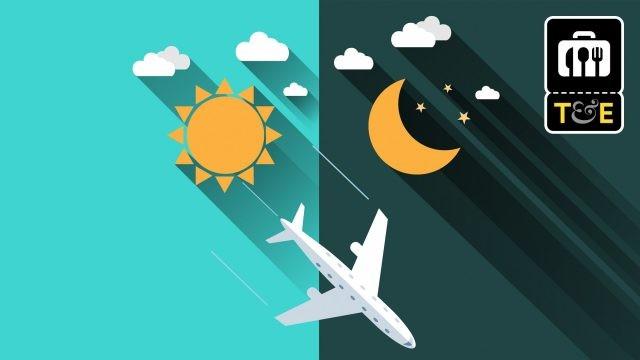 Chuẩn bị gì trước khi lên máy bay để tránh jet lag?