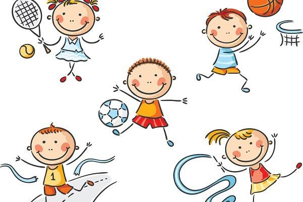 Dạy trẻ những hoạt động thể lực phù hợp với từng độ tuổi giúp giảm nguy cơ dậy thì sớm
