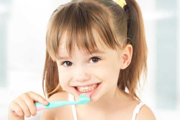 chải răng