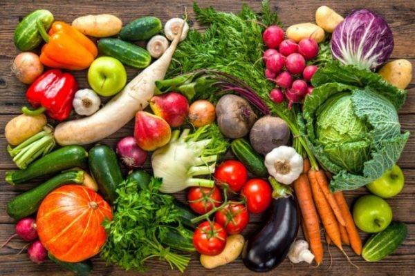 Ăn nhiều rau củ làm giảm nguy cơ lão hóa da