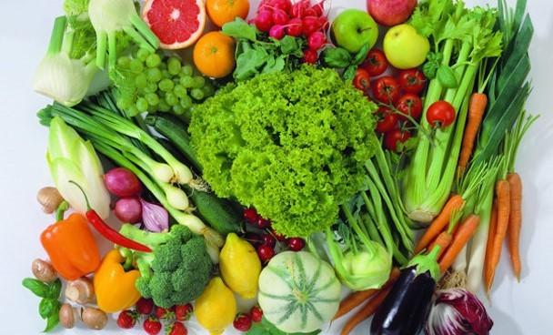 Ăn nhiều rau của quả góp phần làm phải nguy cơ mắc bệnh gan nhiễm mỡ