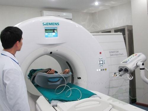 Chụp CT scan