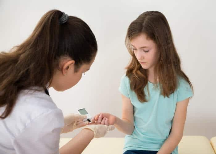 Tiểu đường ở trẻ em có thể khiến trẻ dậy thì muộn