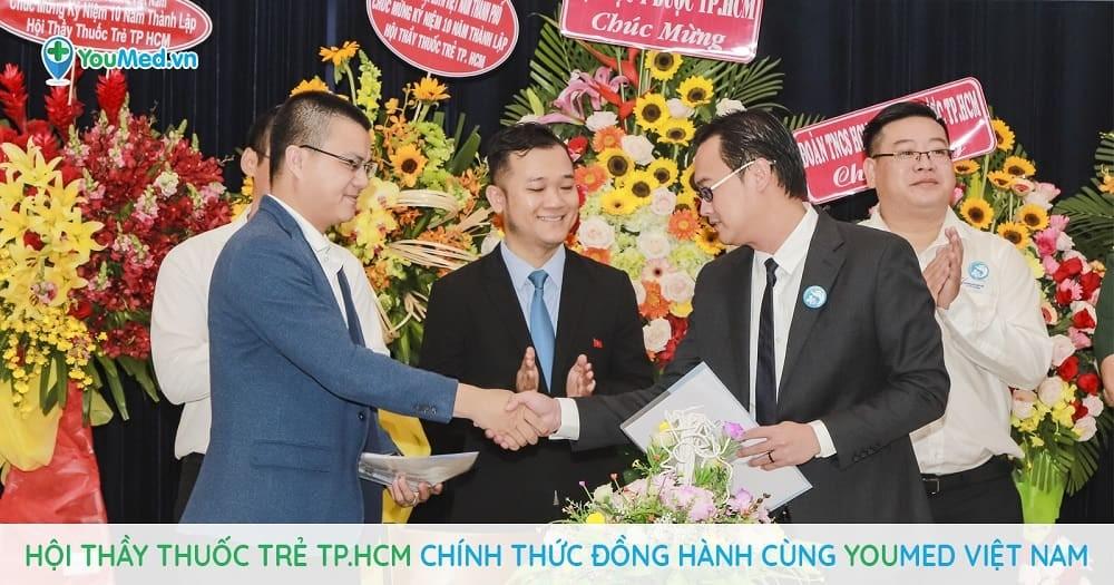 Hội Thầy Thuốc Trẻ TP.HCM chính thức đồng hành cùng YouMed Việt Nam