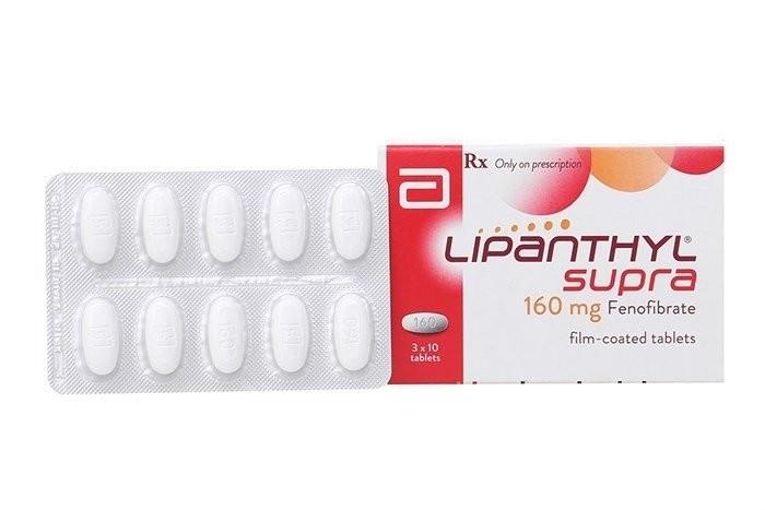 Kiểm soát mỡ máu với thuốc Lipanthyl (fenofibrat): Những điều cần biết