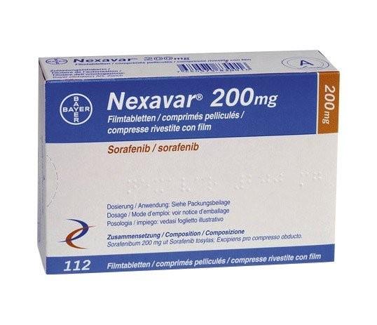 Thuốc Nexavar