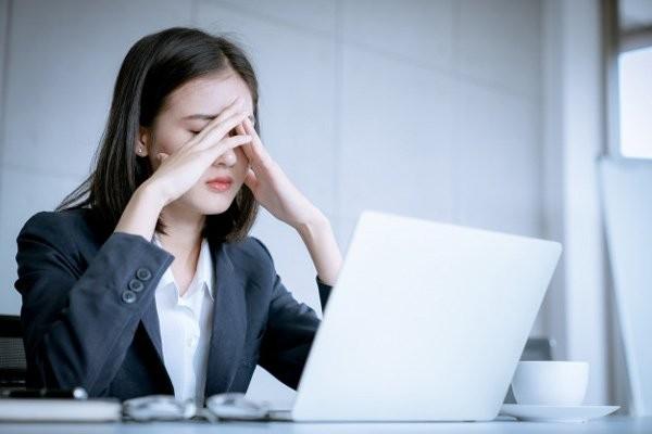Lo âu, căng thẳng kéo dài khiến bạn kiệt sức