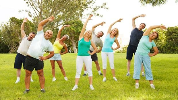 Tập thể dục thường xuyên để nâng cao sức khỏe nhé làm giảm nguy cơ mắc bệnh gan nhiễm mỡ