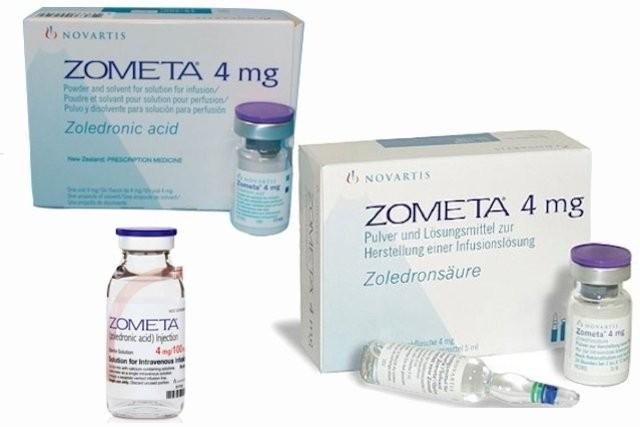 Acid zoledronic (Zometa): Công dụng, cách dùng cùng những điểm cần lưu ý khi sử dụng thuốc