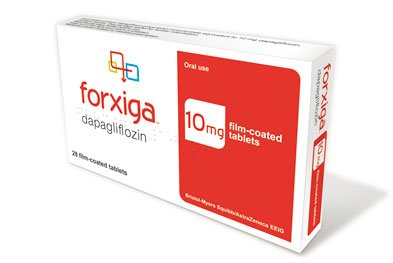 Thuốc Forxiga