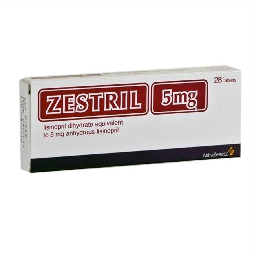 thuốc Zestril
