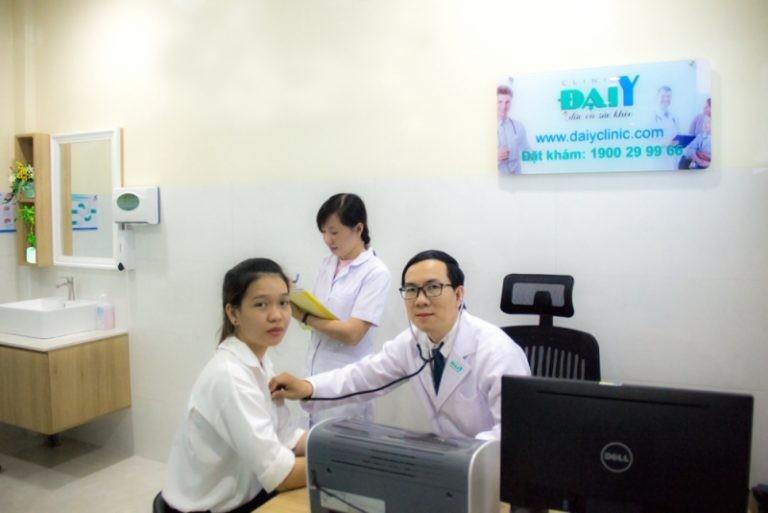 Phòng khám đa khoa Đại Y là một trong những địa chỉ khám bệnh tốt tại TPHCM