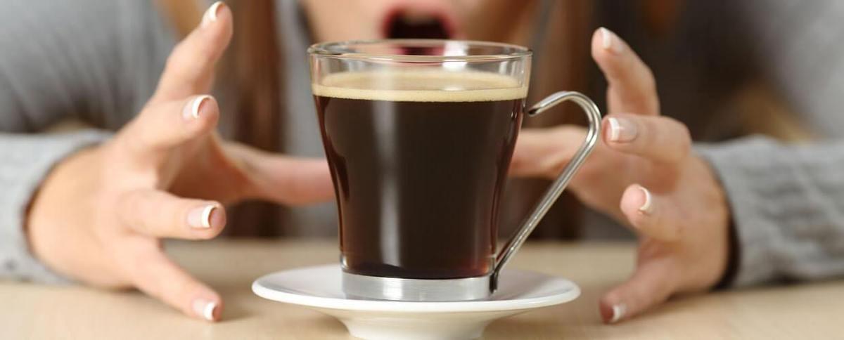 Cách xử trí say cà phê