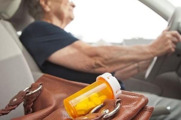 Không nên lái xe khi dùng thuốc Forxiga