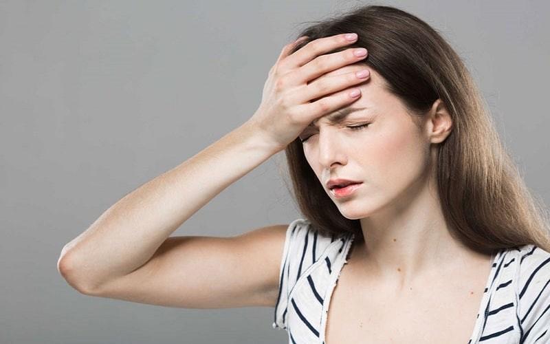 Uống thuốc Twynsta (telmisartan) có thể gây đau đầu nhẹ
