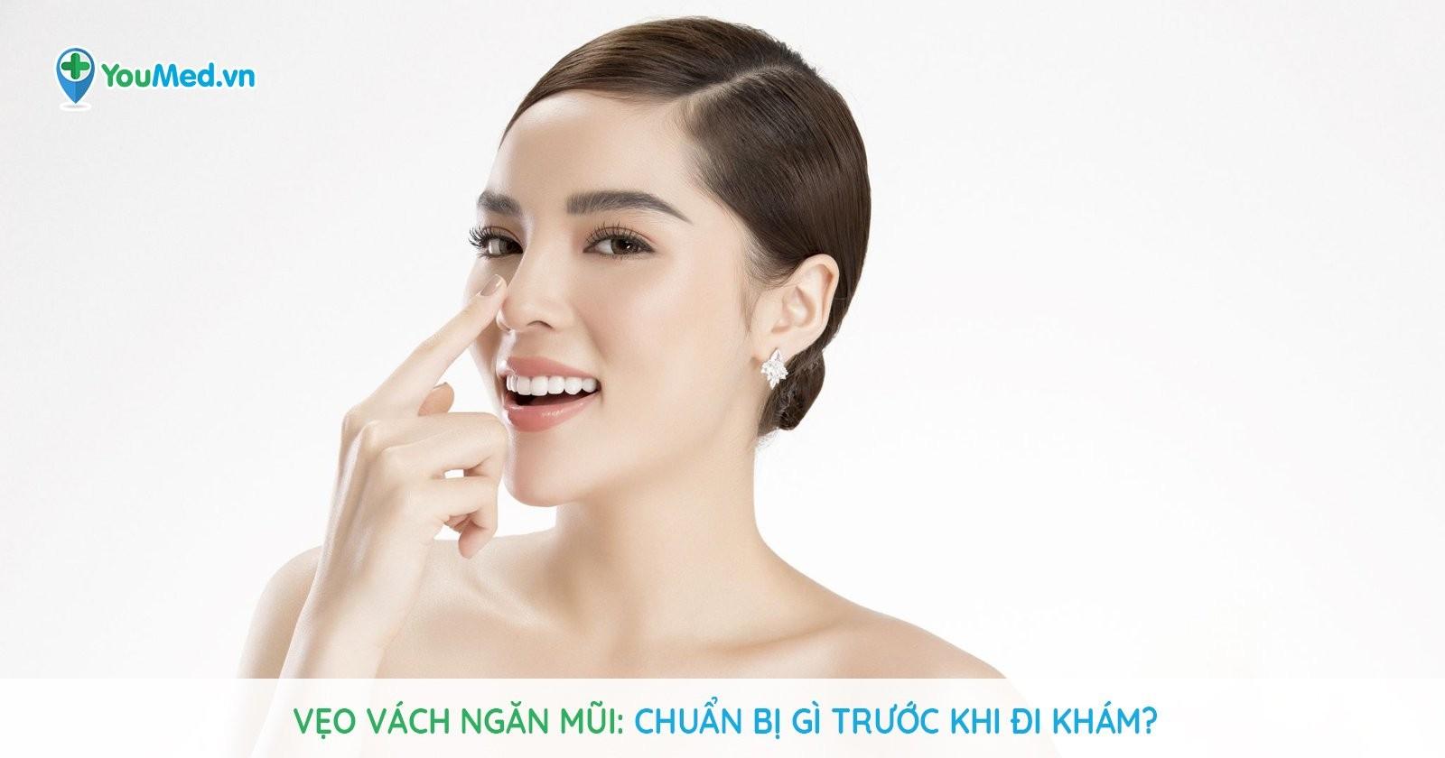 Vẹo vách ngăn mũi: Chuẩn bị gì trước khi đi khám?