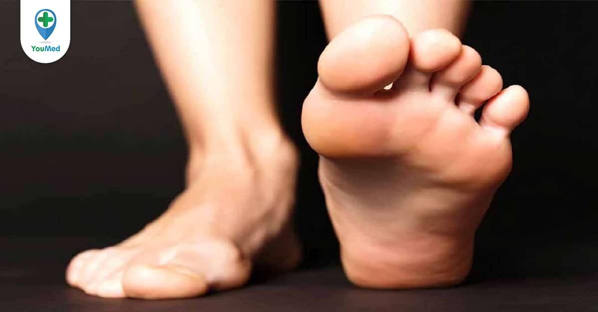 Biến chứng bàn chân đái tháo đường