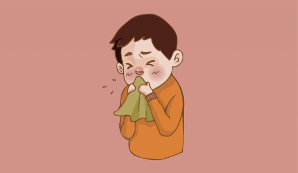 biểu hiện của viêm đường hô hấp trên ở trẻ