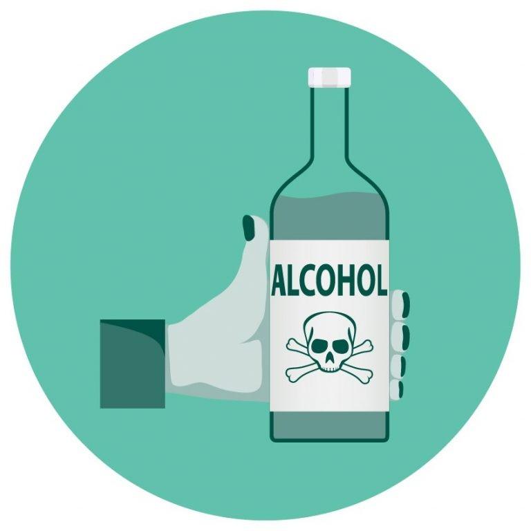 Ngộ độc rượu rất dễ nhầm lẫn với tình trạng say rượu