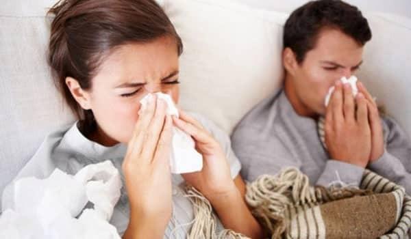 Cảm cúm là bệnh hô hấp rất thường gặp