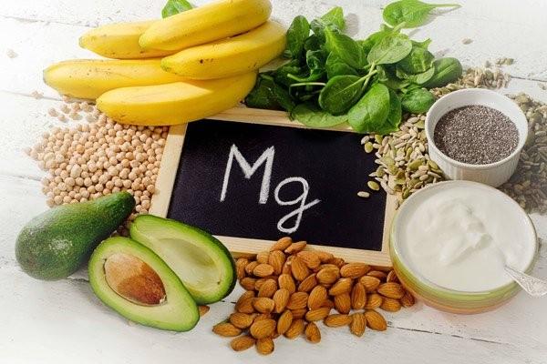 Bổ sung thực phẩm giàu magiê sẽ giúp ích khi bạn bị hội chứng tiền kinh nguyệt