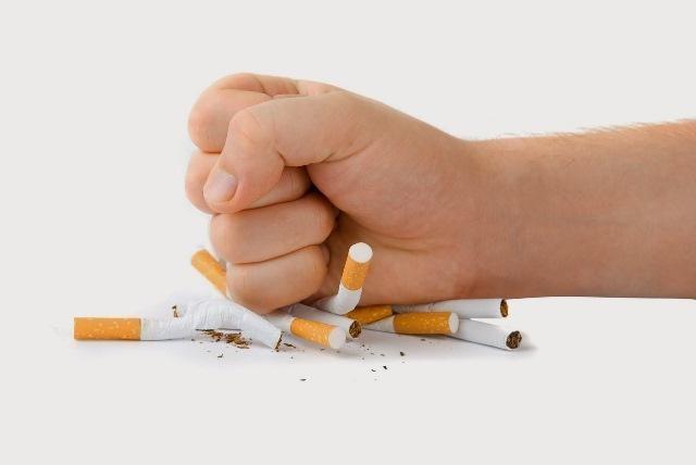 Không hút thuốc lá là cách phòng bệnh hiệu quả