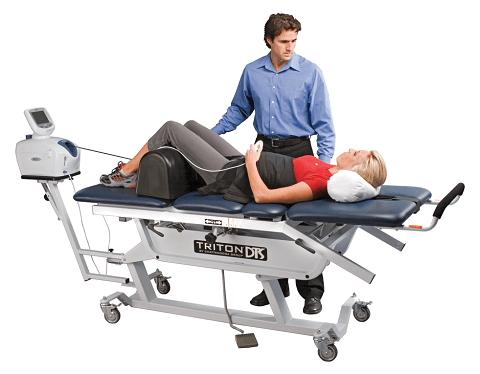 Vật lý trị liệu kéo dãn cột sống
