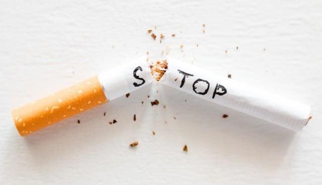 Không hút thuốc lá, kể cả hình thức thụ động